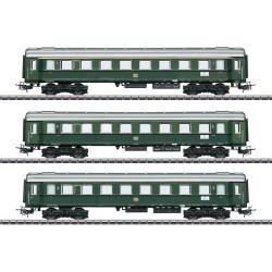 ** Marklin 41920 DB Tin Plate Express Coach Set (3) III