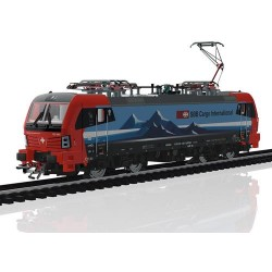 ** Marklin 36195 SBB Cargo BR193 Electric Locomotive VI (MFX-Sound)