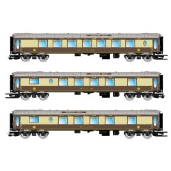 ** Arnold HN3502 Brighton Belle 5BEL 3 Car EMU Coach Set