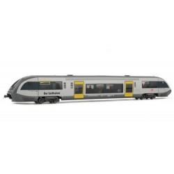 ** Rivarossi HR2716S DBAG BR641 Der Geithainer Diesel Railcar VI (DCC-Sound)