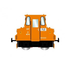 ** Rivarossi HR2785 PKP ASF2 Shunting Tractor IV