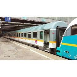 ** Rivarossi HR4293 ALEX UIC-Z 2nd Class Coach Set (3) IV