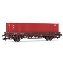 ** Rivarossi HR6306 DR DSR Container Wagon IV