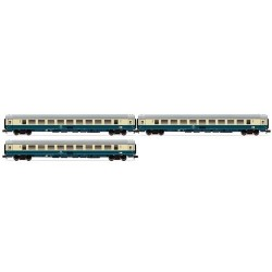 ** Arnold HN4201 DB Bpmz InterCity Coach Set (3) IV