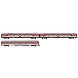 ** Arnold HN4202 DB Bpmz InterCity Coach Set (3) IV