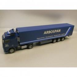 ** Herpa 278294 Volvo FH12 GL Walking Floor Semitrailer Arbospan