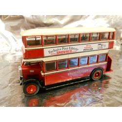 ** EFE E27205SB Leyland TD1 Open Back A Thames Valley Showbus