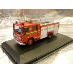 ** Oxford Diecast 76DN001  Dennis RS London Fire Brigade (London's Burning)