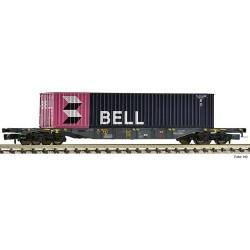 ** Fleischmann 825208 Ermewa Bell Container Wagon V