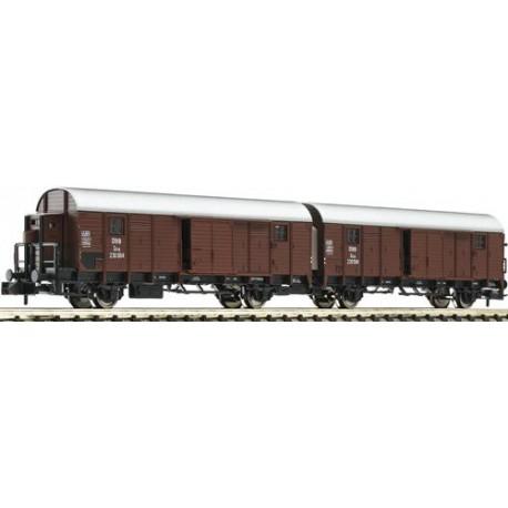 ** Fleischmann 860604 OBB Glleh Leig Wagon Unit III