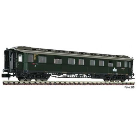 ** Fleischmann 878001 DB BC4u pr09 2nd/3rd Class Coach III