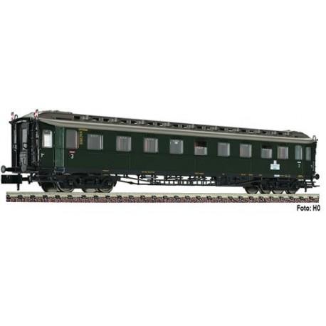** Fleischmann 878102 DB C4u 3rd Class Coach III
