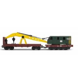 ** Jouef HJ6142 Junior Line Railway Crane