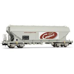 ** Jouef HJ6159 SNCF Cooperl Bogie Hopper Wagon IV