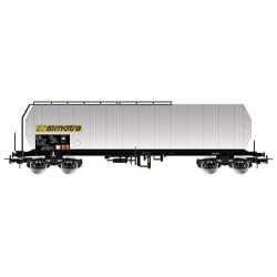 ** Jouef HJ6173 SNCF Uas Simotra Bogie Tank Wagon V