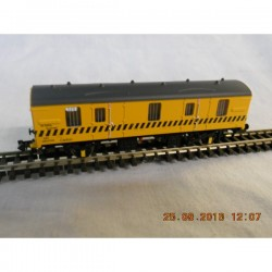 ** Graham Farish 374643 Mk1 CCT Covered Carriage Truck BR RE-RAILING