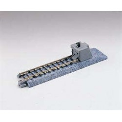 ** Kato 20-046 Unitrack (S62B-A) Straight Track with Buffer Stop 62mm 2pcs