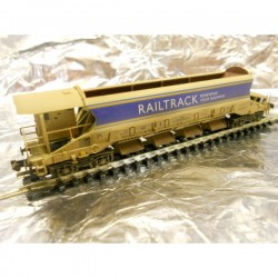 ** Graham Farish 377700A JJA Mk2 Auto-Ballaster Generator Unit Railtrack Weathered