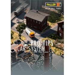** Faller 190847GB Car System Profi Tips Booklet