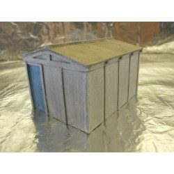 ** Bachmann 44-036  x 1 Scenecraft Sectional Lineside Hut (Pre-Built)