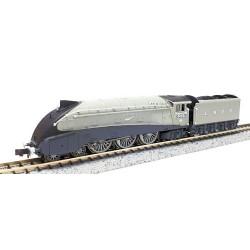 ** Dapol 2S-008-011 A4 Valanced Silver Fox LNER Silver Grey