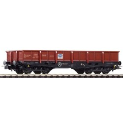 ** Piko 58412 Expert PKP 401Z Eamos Bogie Low Sided Wagon VI