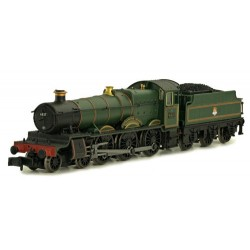 ** Dapol 2S-019-005 Grange 6837 Forthampton BR Lined Green Early Emblem