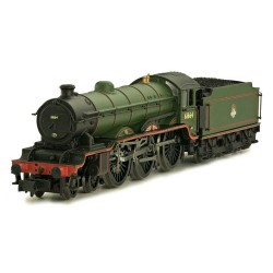 ** Dapol 2S-020-002 B17 61664 Liverpool BR Early Crest