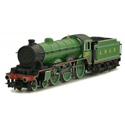 ** Dapol 2S-020-003 B17 2871 Manchester City LNER Apple Green