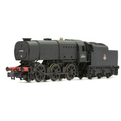 ** Dapol 2S-021-001 Q1 33016 BR Black Early Emblem