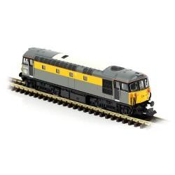 ** Dapol 2D-001-021 Class 33 103 Dutch Grey/Yellow