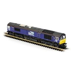 ** Dapol 2D-007-007 Class 66 421 DRS New