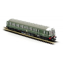 ** Dapol 2D-009-003 Class 121 W55033 BR Green Speed Whiskers