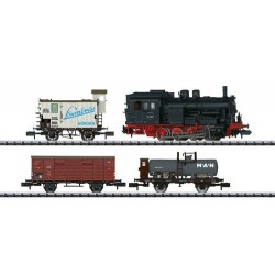 ** Minitrix 11631 DRG BR92.20 Freight Train Pack II (DCC-Fitted)