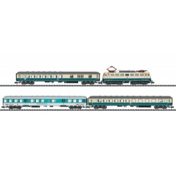 ** Minitrix 11635 DB BR112 Moselle Valley Train Pack V (DCC-Fitted)
