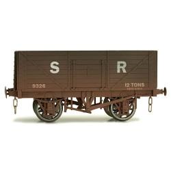 ** Dapol 7F-080-015W Weathered 8 Plank Wagon SR 9326