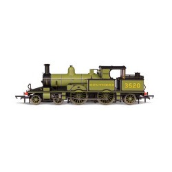 ** Oxford Rail OR76AR006 Adams Radial Steam Locomotive - Southern 35210