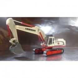 """* Herpa Construction 305297  Liebherr crawler excavator Litronic 954 """"Schlenter Aachen"""""""