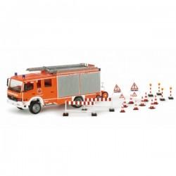 "** Herpa 046671 Mercedes Benz Atego LF 20/16 ""Essen fire department"""