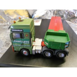 ** Oxford DieCast MAN01LL MAN TGX XXL Low Loader Rawcliffe