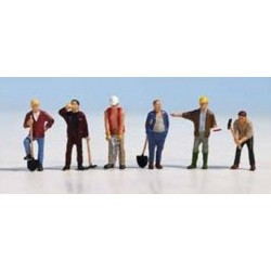 ** Noch 36110 Construction Workers with Tools