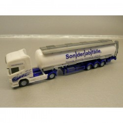 ** Herpa 066181 Scania R TL Tank Semitrailer Ast Birrer (CH)