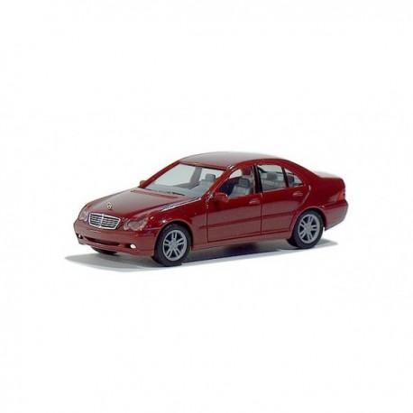 ** Herpa 022958-1 Mercedes Benz C Class Elegance Maroon