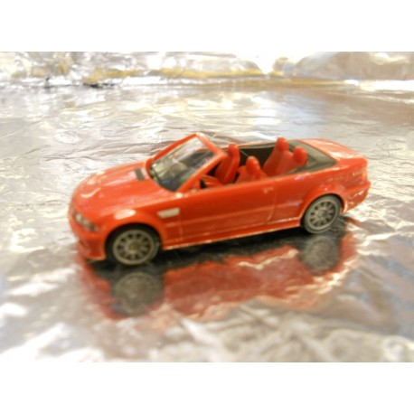 ** Herpa 022996 BMW M3 Convertible Red
