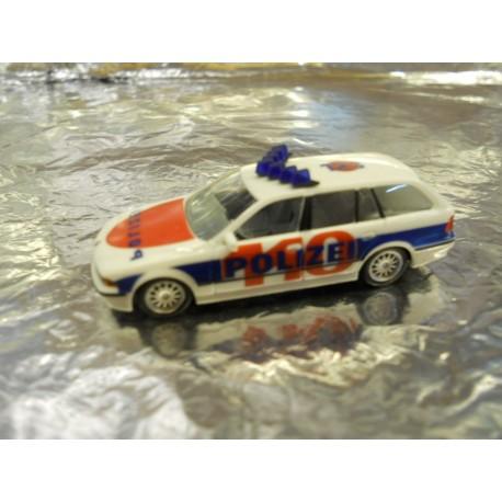 """** Herpa 269070 BMW 5 Touring  """"Police Test Scheme"""""""