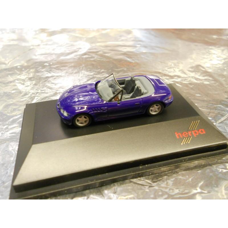 Herpa 363488 Model 1995 Bmw Z3 Mdr Direct Online