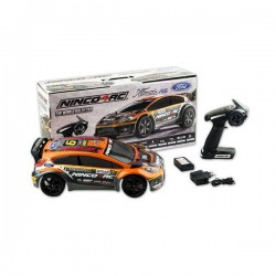 ** Ninco NH93073 Ninco4RC 1/12 Ford R5 Motorsport 2.4G RTR