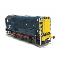 ** Dapol 7D-008-002D BR Class 08 D3045 Blue with Wasp Stripes With DCC Sound