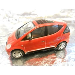 ** Herpa 070539 Mercedes Benz A-Class with Rolling Top, Imperial Red
