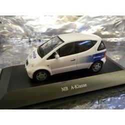 ** Herpa 070560 Mercedes Benz A-class 'Mercedes Benz Service',